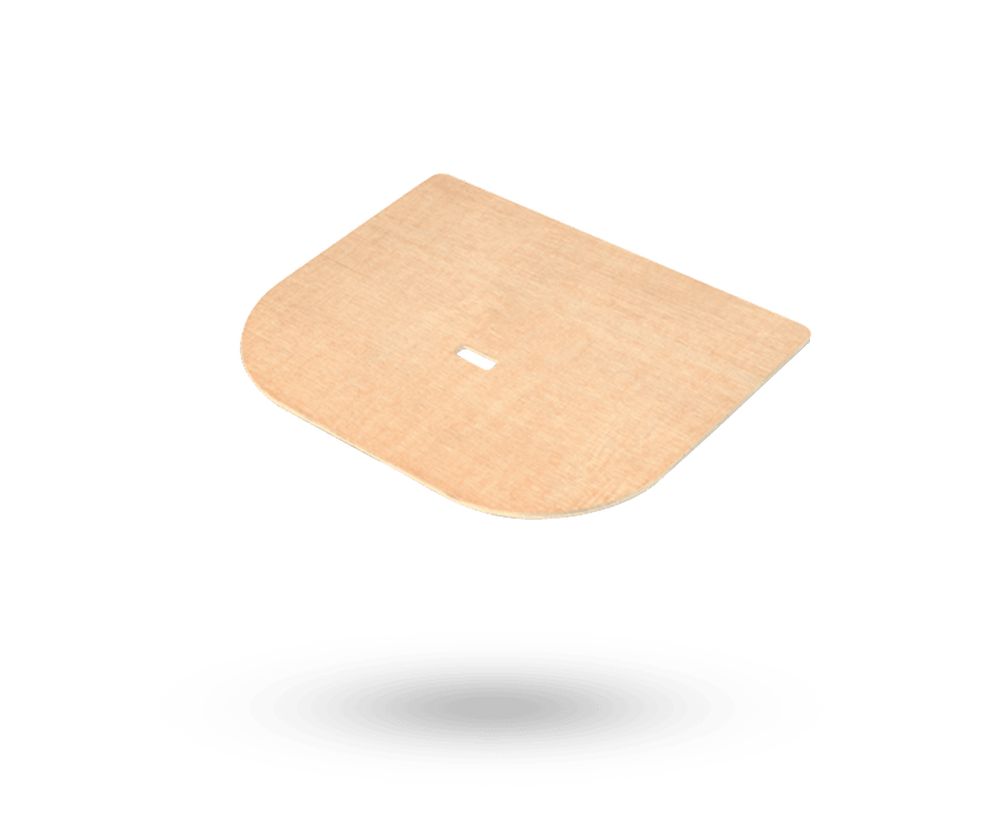 Bugaboo Cameleon 3 seat wooden board