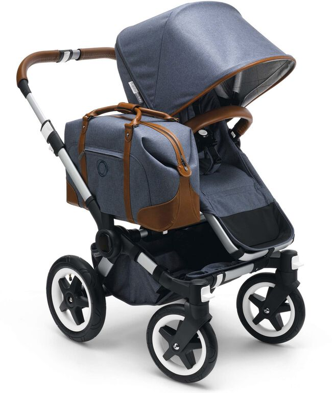Bugaboo Donkey 2 chassis with compact fold