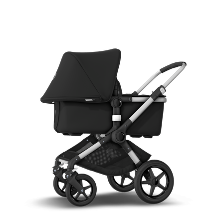 EU - Bugaboo Fox stroller bundle aluminium black