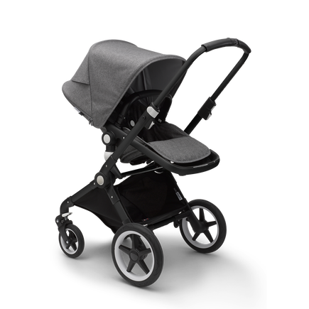 US - Lynx black, GM, GM & Bassinet & Turtle