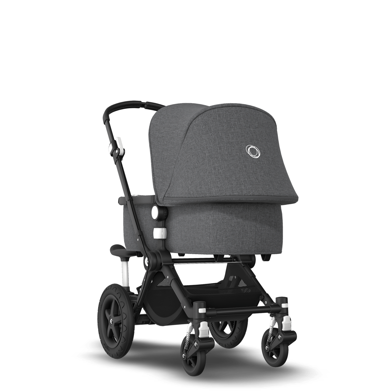 Bugaboo Cameleon 3 Plus sit and stand stroller grey ...