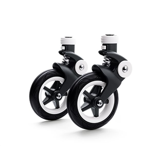 Bugaboo Bee 5 swivel wheels replacement set