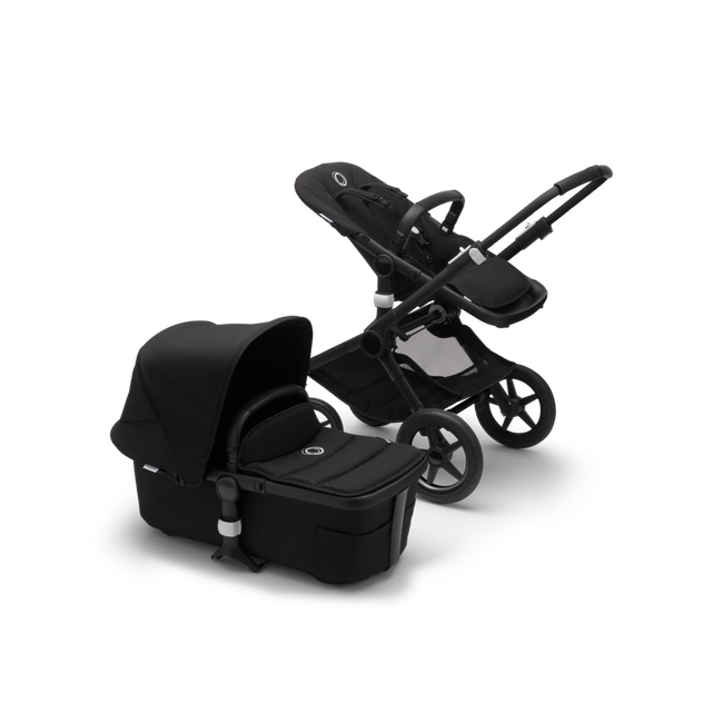 Bugaboo Fox 2 seat and bassinet pram | Stay at Home Mum