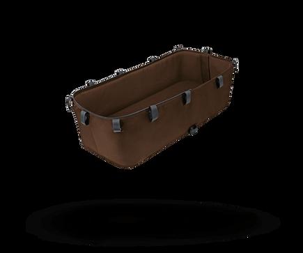 Bugaboo Cameleon3 bassinet fabricUS DARK BROWN
