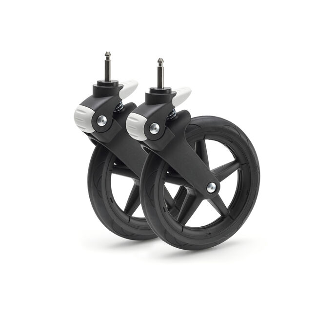 Bugaboo Fox swivel wheels Black