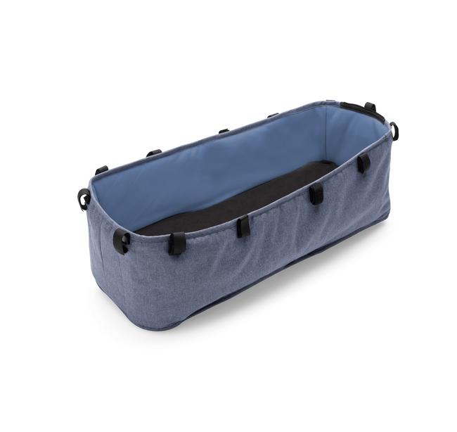 Bugaboo Donkey2 bassinet fabric BLUE MELANGE