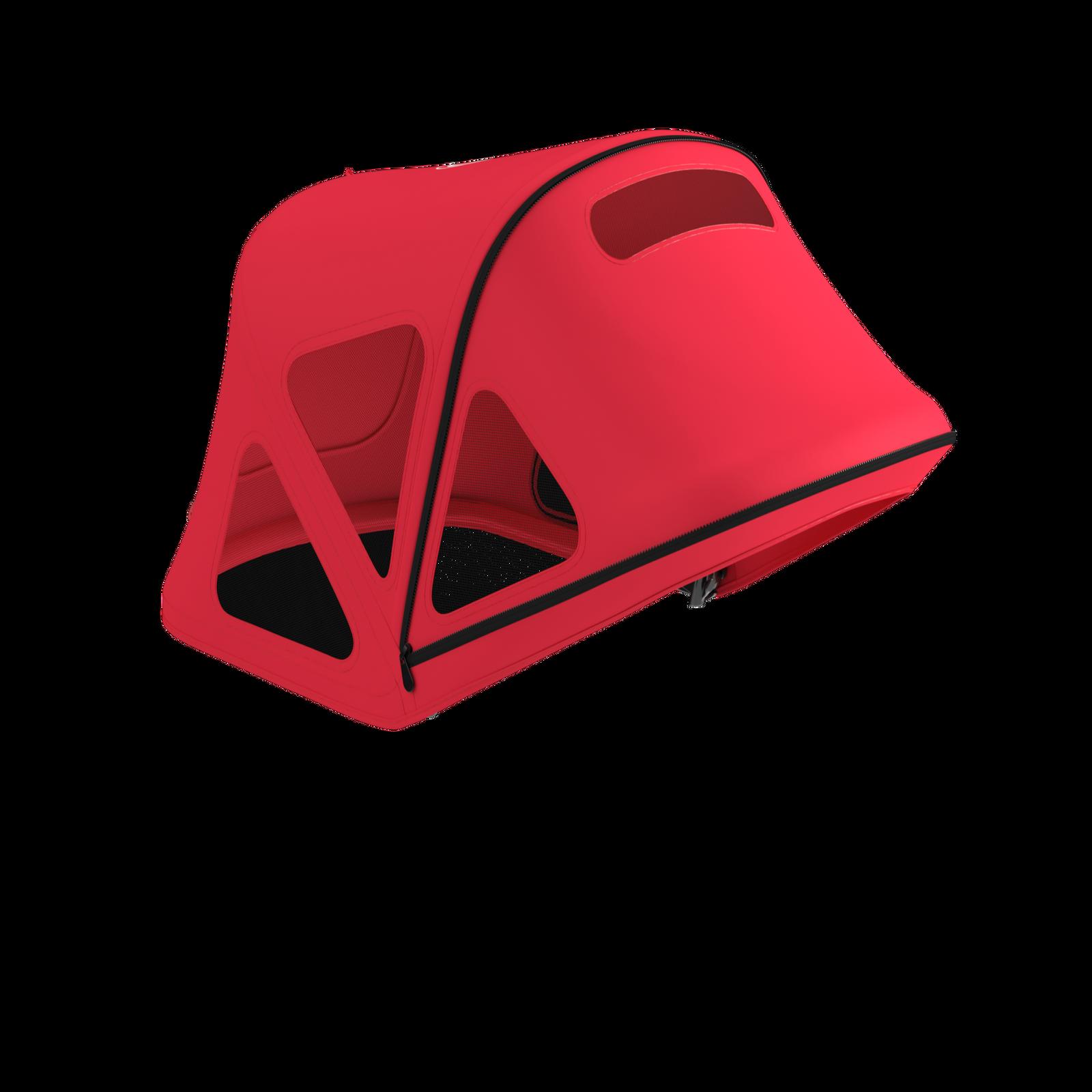 Bugaboo Fox/Cameleon3 breezy sun canopy NEON RED