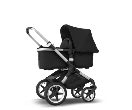 US - Bugaboo Fox2 stroller bundle aluminum black black