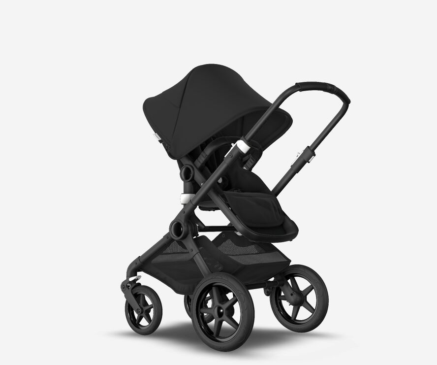 Carrito Bugaboo Fox 2 con capazo y silla