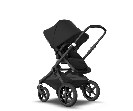US - Bugaboo Fox2 stroller bundle black black black