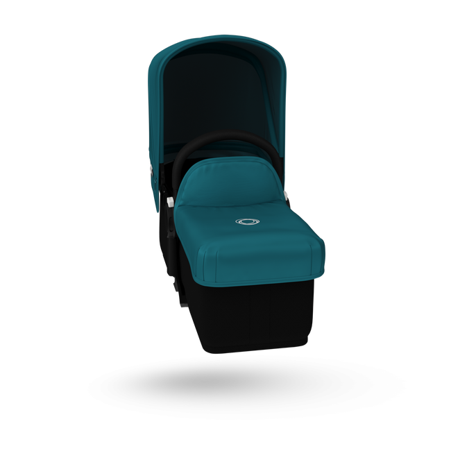 Bugaboo Donkey tailored fabric set PETROL BLUE (ext)
