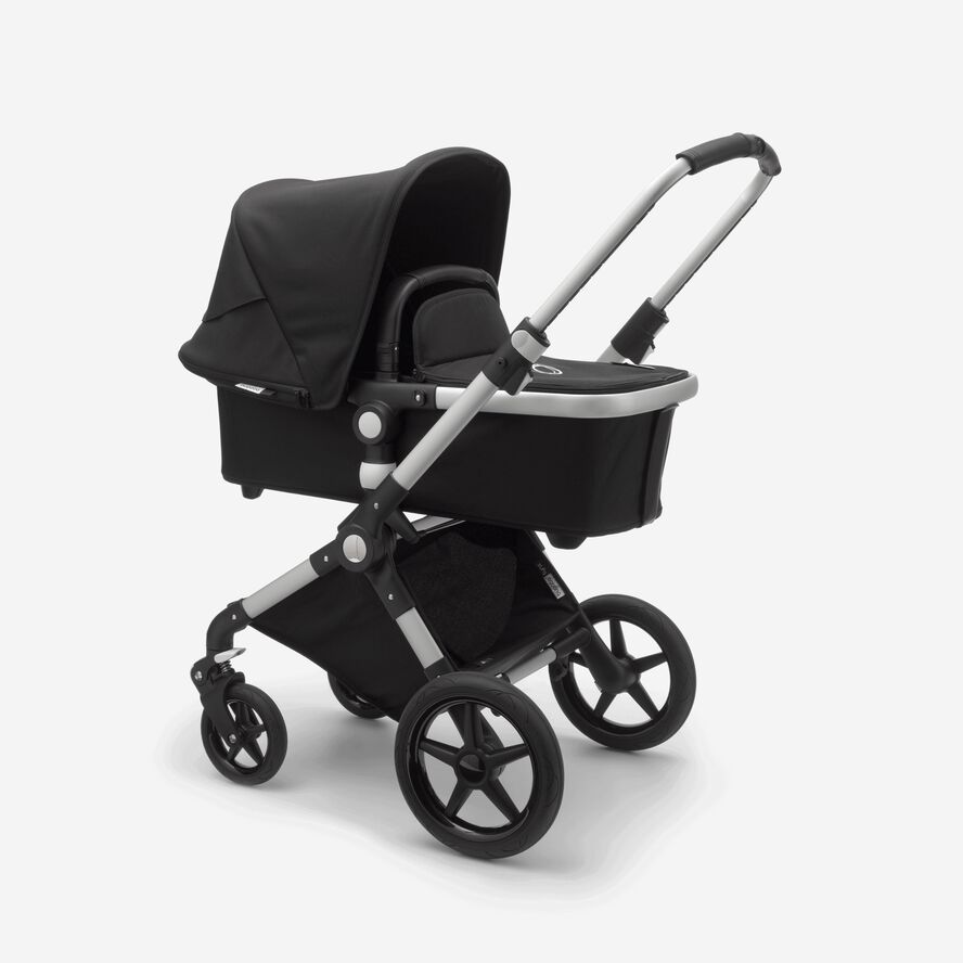 Bugaboo Lynx carrycot and seat pushchair