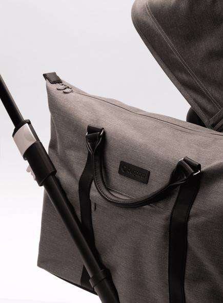 US - Bugaboo D3D stroller bundle mineral BLACK/TAUPE