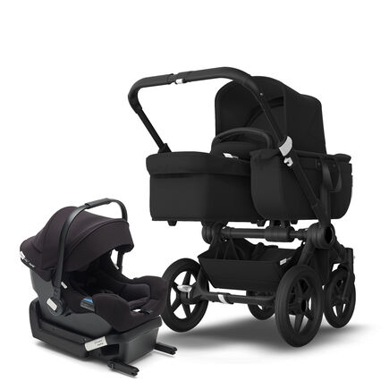 US - D3M black, black, black & Turtle