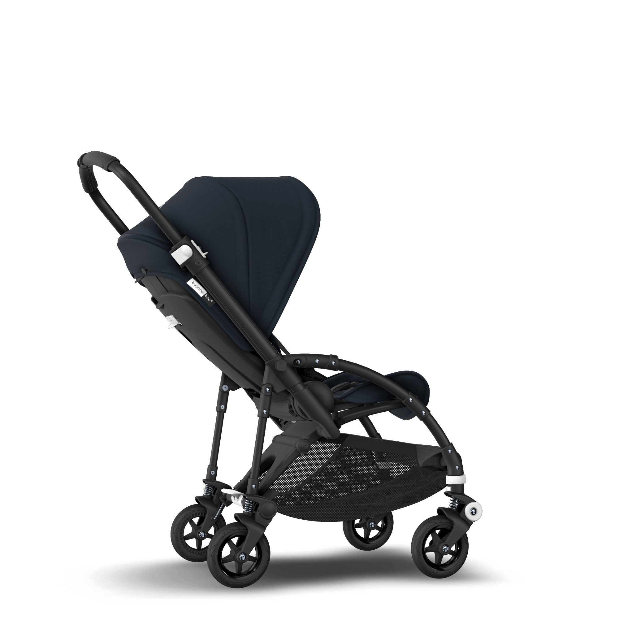 impermeabili Nero in tela 5 coperture per il manubrio del passeggino
