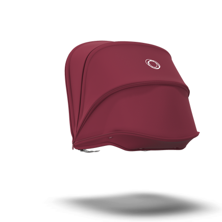 Bugaboo Bee5 sun canopy RUBY RED