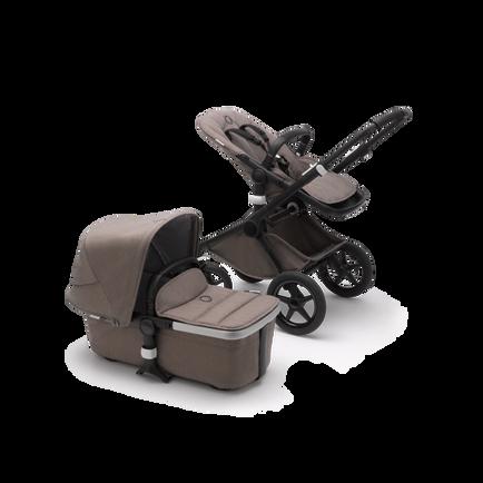 Bugaboo Fox 2 kinderwagen met stoel en wieg