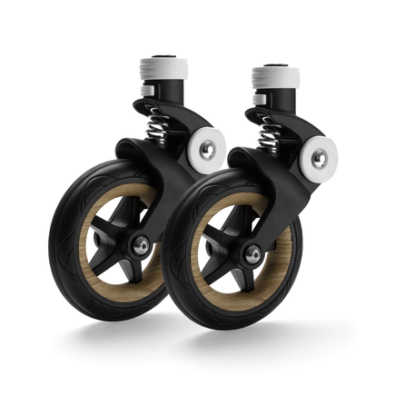 Bugaboo Bee5 wheel caps WOOD