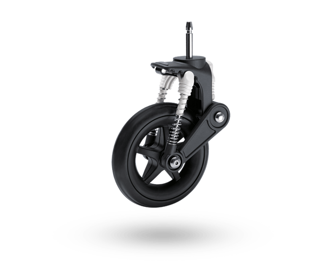 Bugaboo Cameleon 3 front swivel wheel Black