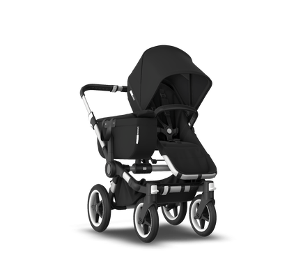 US - Bugaboo D3M stroller bundle aluminum black black