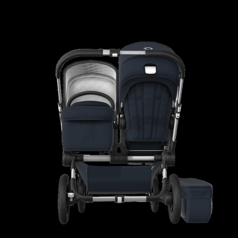 EU - D2D stroller bundleClassic DN, ALU