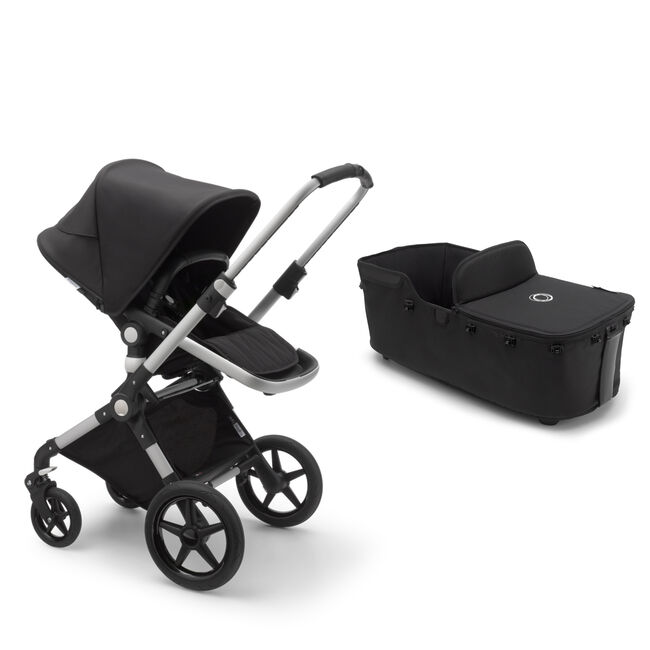 Bugaboo Lynx and Lynx bassinet