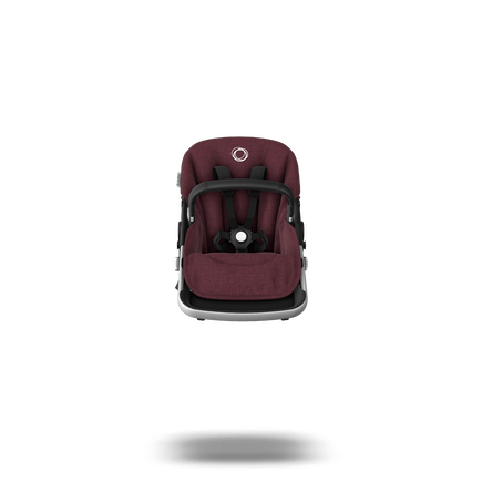 Bugaboo Fox seat fabric RED MELANGE