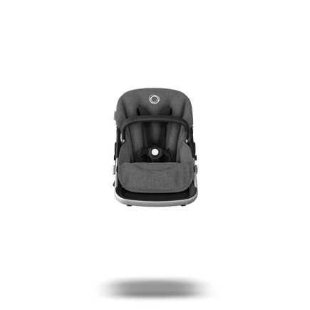 Bugaboo Fox seat fabric GREY MELANGE