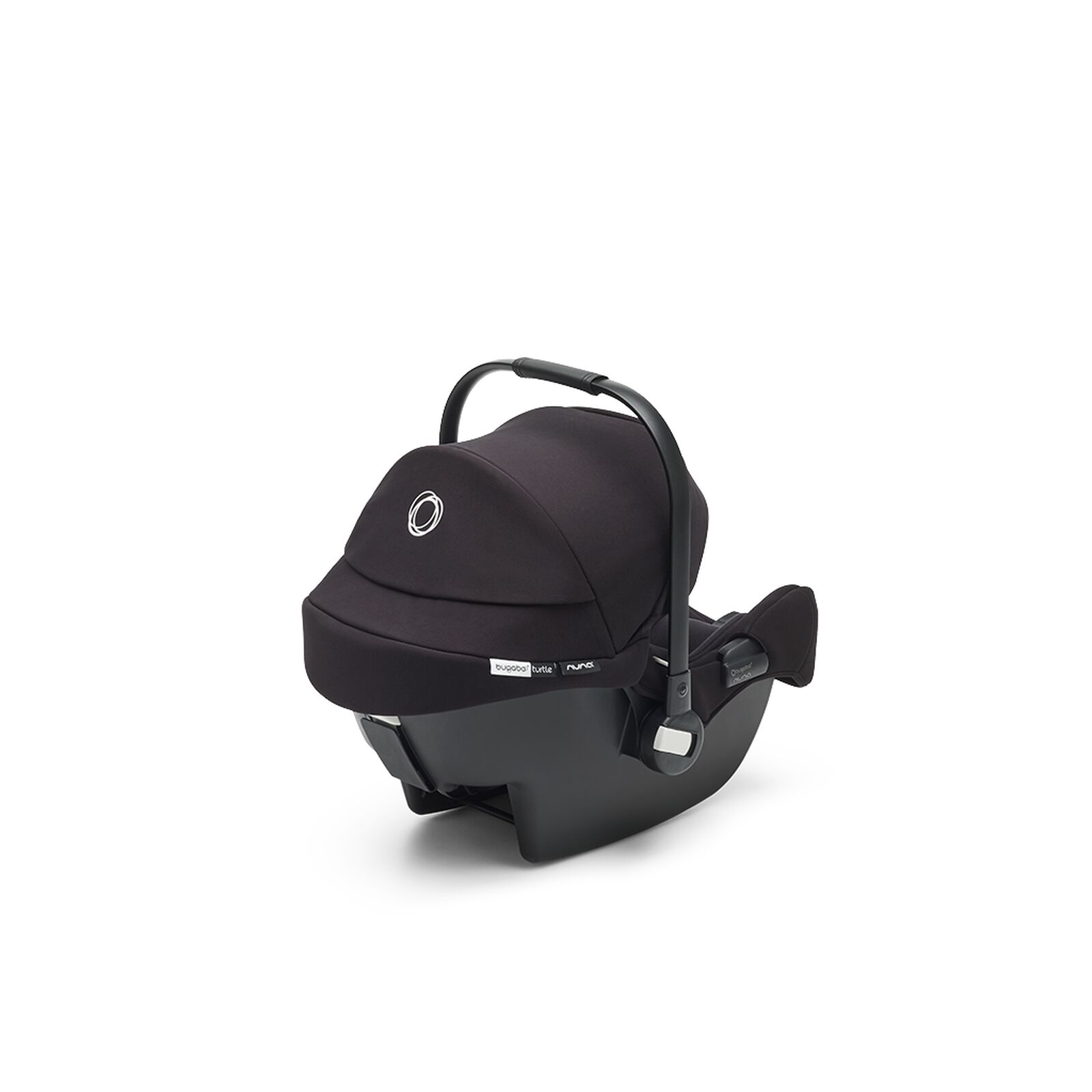 Bugaboo Turtle One by Nuna car seat with base