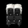 부가부 동키 3 트윈 배시넷 및 시트 스트롤러