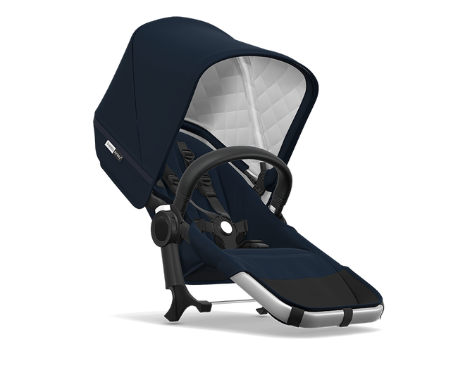 Bugaboo Donkey2 Classic duo ext compl ALU/DARK NAVY