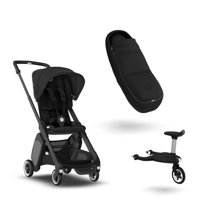 Bugaboo Ant, Cocoon and Wheeled board
