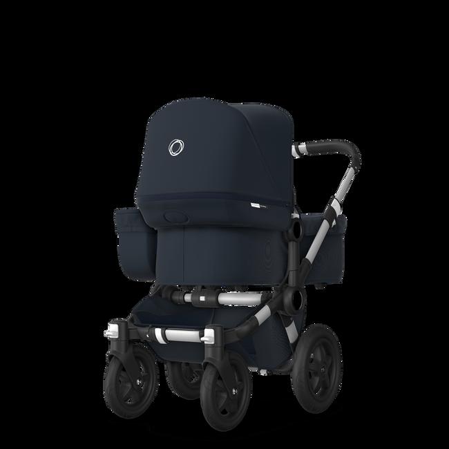 EU - D2M stroller bundleCC DN, ALU