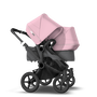 Bugaboo Donkey 3 Duo seat and bassinet stroller