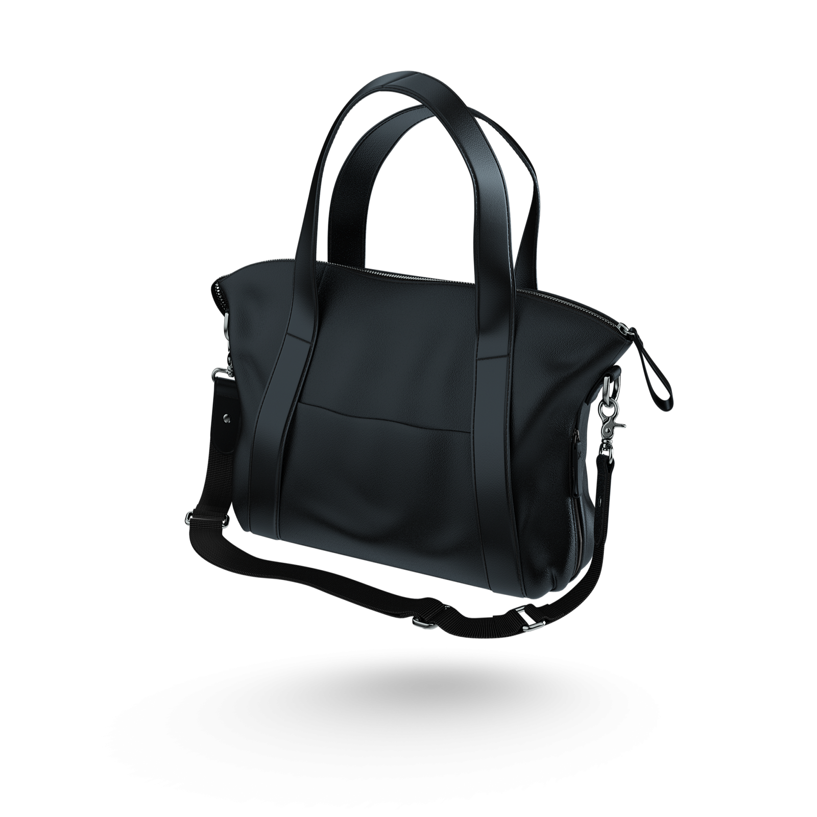 Bugaboo leather bag
