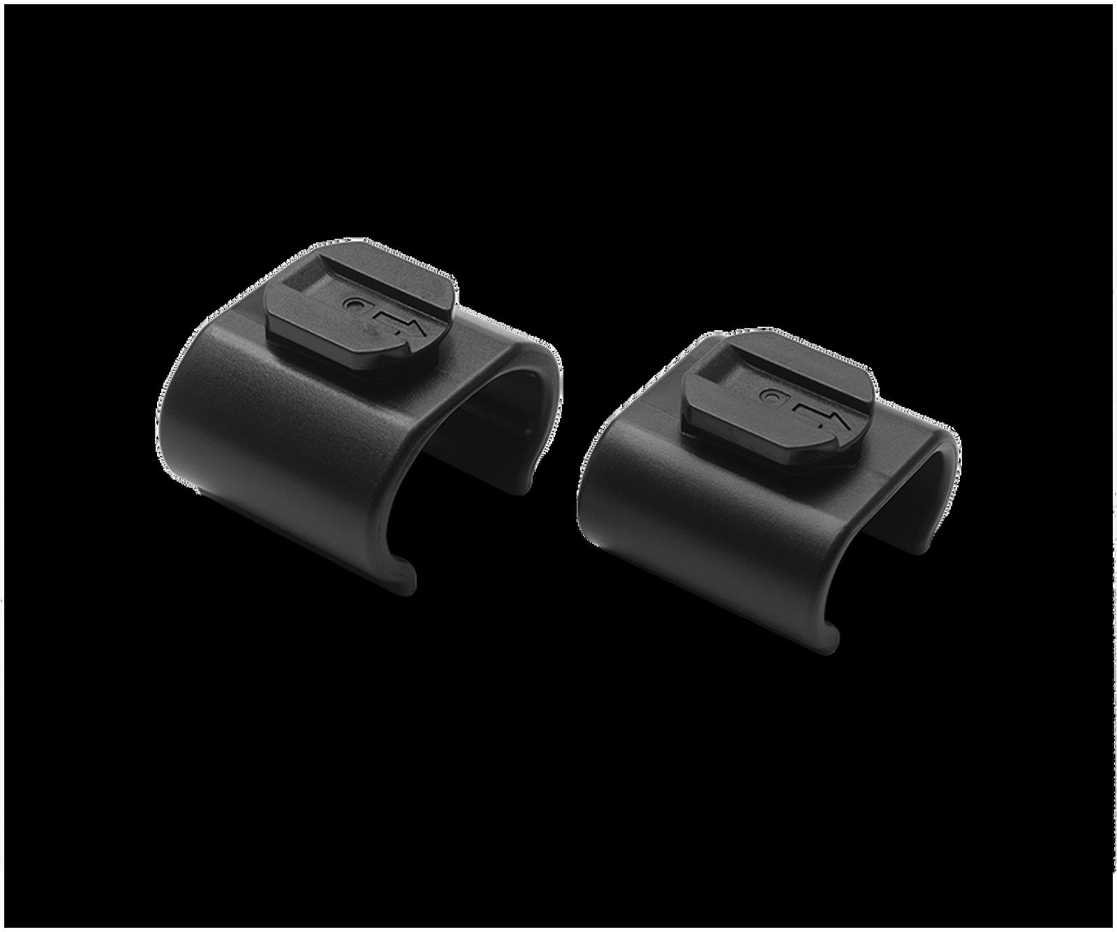 Bugaboo parasol adapter set (2017 model) Black