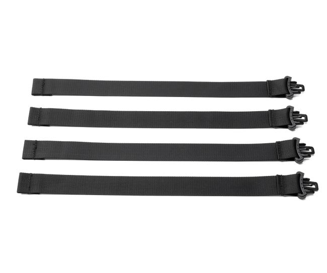 Bugaboo bugaboo harness straps comfort harness Black