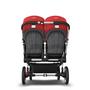 Bugaboo Donkey 3 Twin seat and bassinet pram