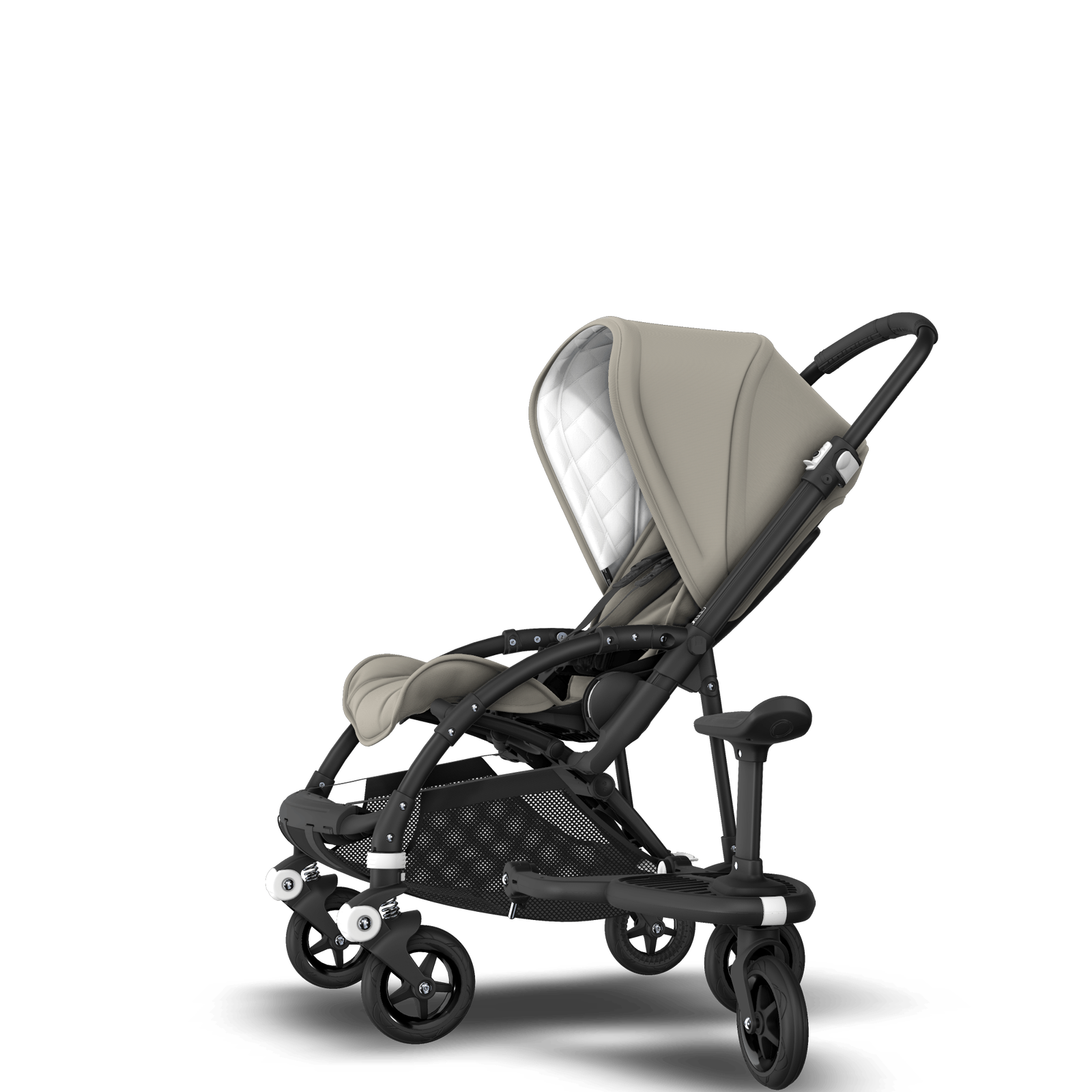 Bugaboo Bee5 Seat stroller sit and stand