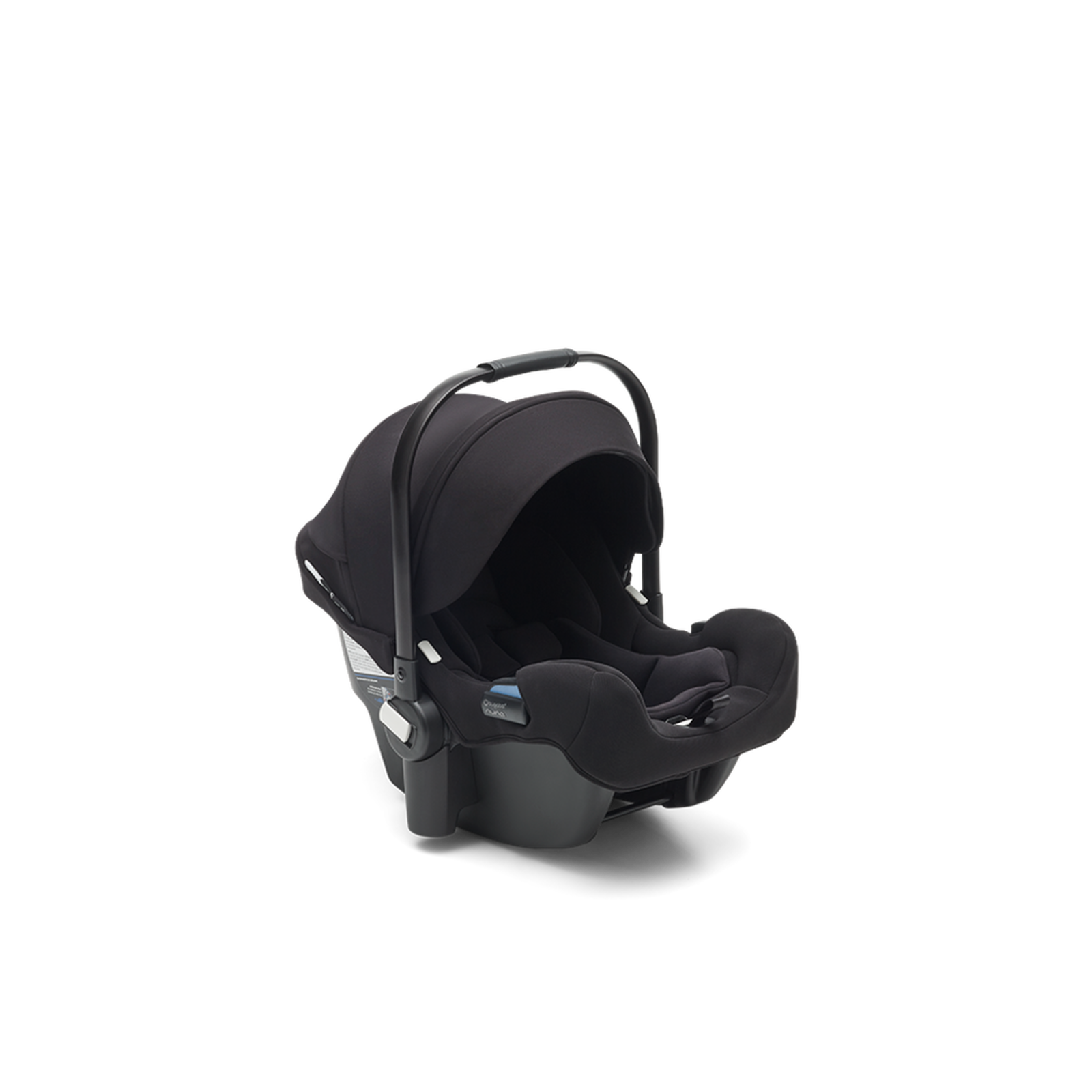 Original Turtle by Nuna car seat with base