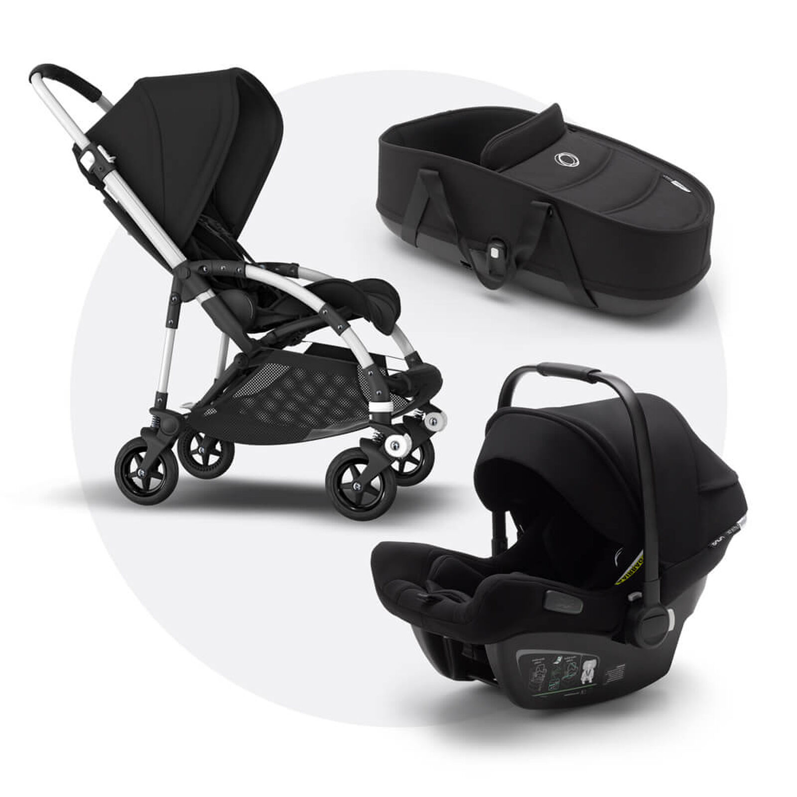 Bugaboo Bee 5 travel system