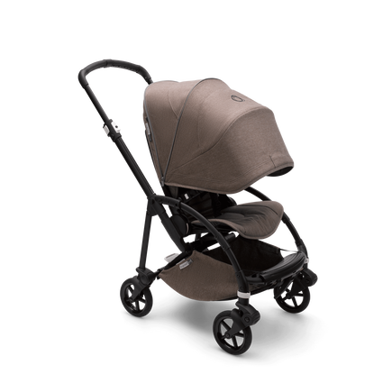 Bugaboo Bee6 Mineral complete ASIA BLACK/TAUPE-TAUPE