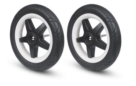 Bugaboo Donkey2 Foam rear wheels replacement set (2 pieces)