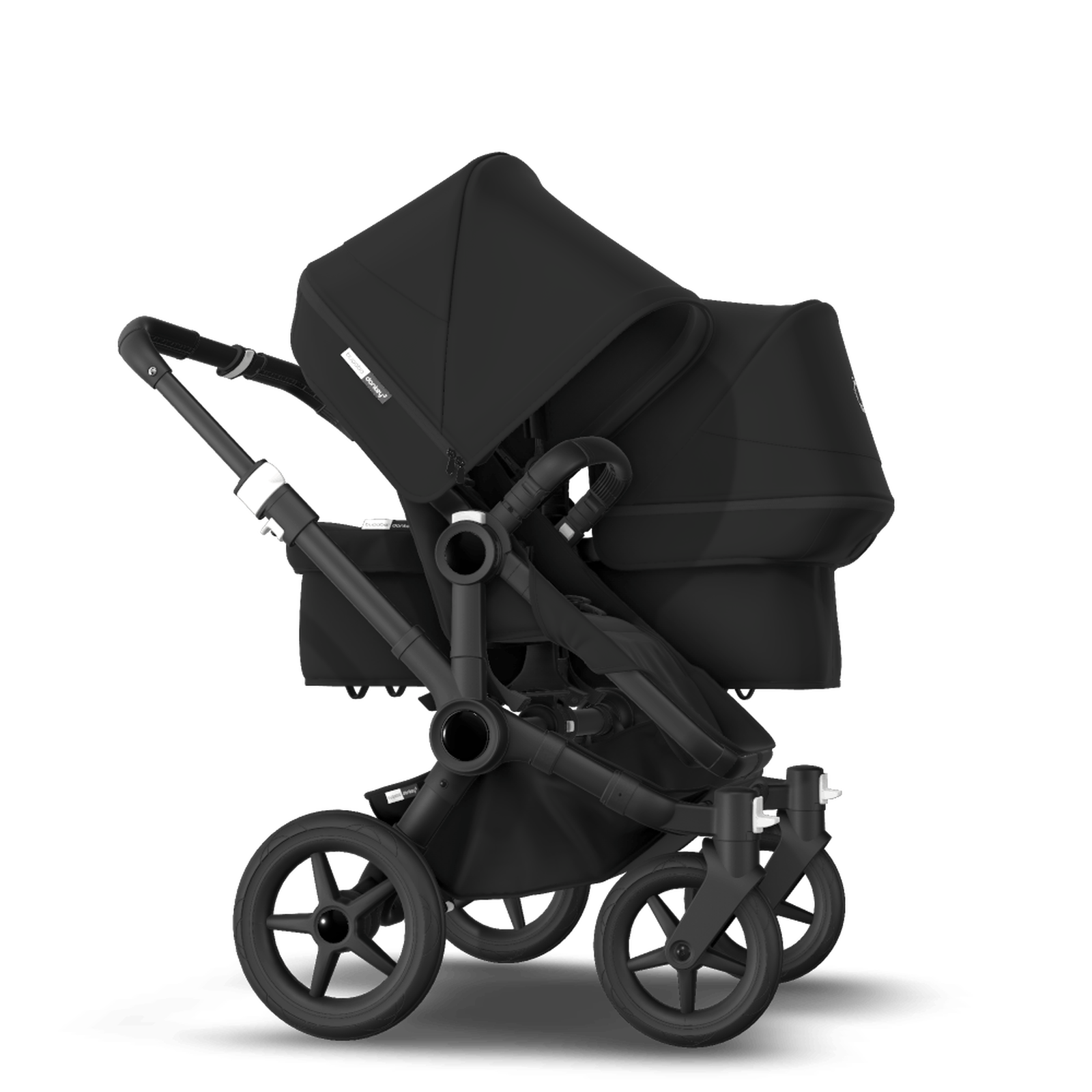 Bugaboo Donkey 3 Duo seat and carrycot pushchair