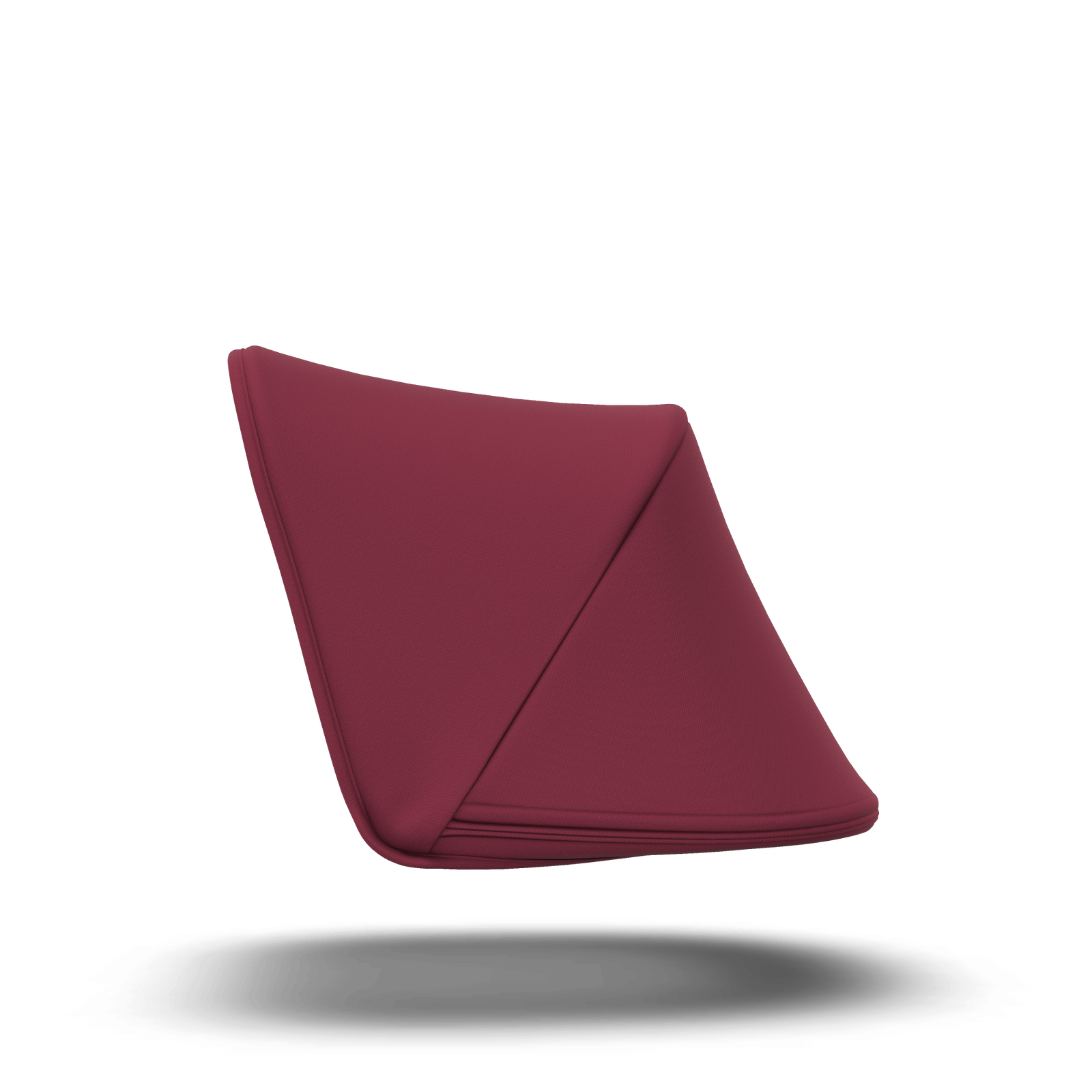 Bugaboo Fox/Cameleon3 sun canopy RUBY RED