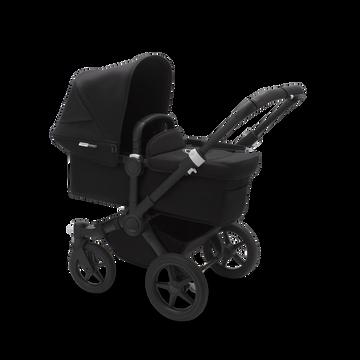 Коляска Bugaboo Donkey 3 для одного ребенка с сиденьем и люлькой