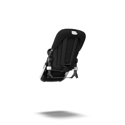 Bugaboo Fox seat fabric UK BLACK