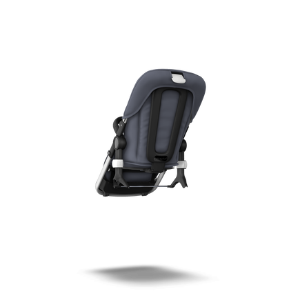 Bugaboo Fox seat fabric set UK STEEL BLUE