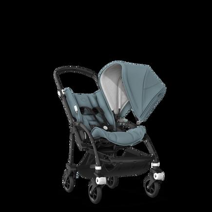EU - B5 stroller bundleTrack + Black chassis