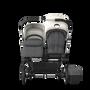 Bugaboo Donkey 2 Duo Seat and pram body stroller